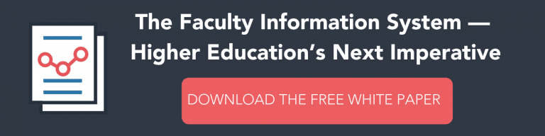 faculty information system