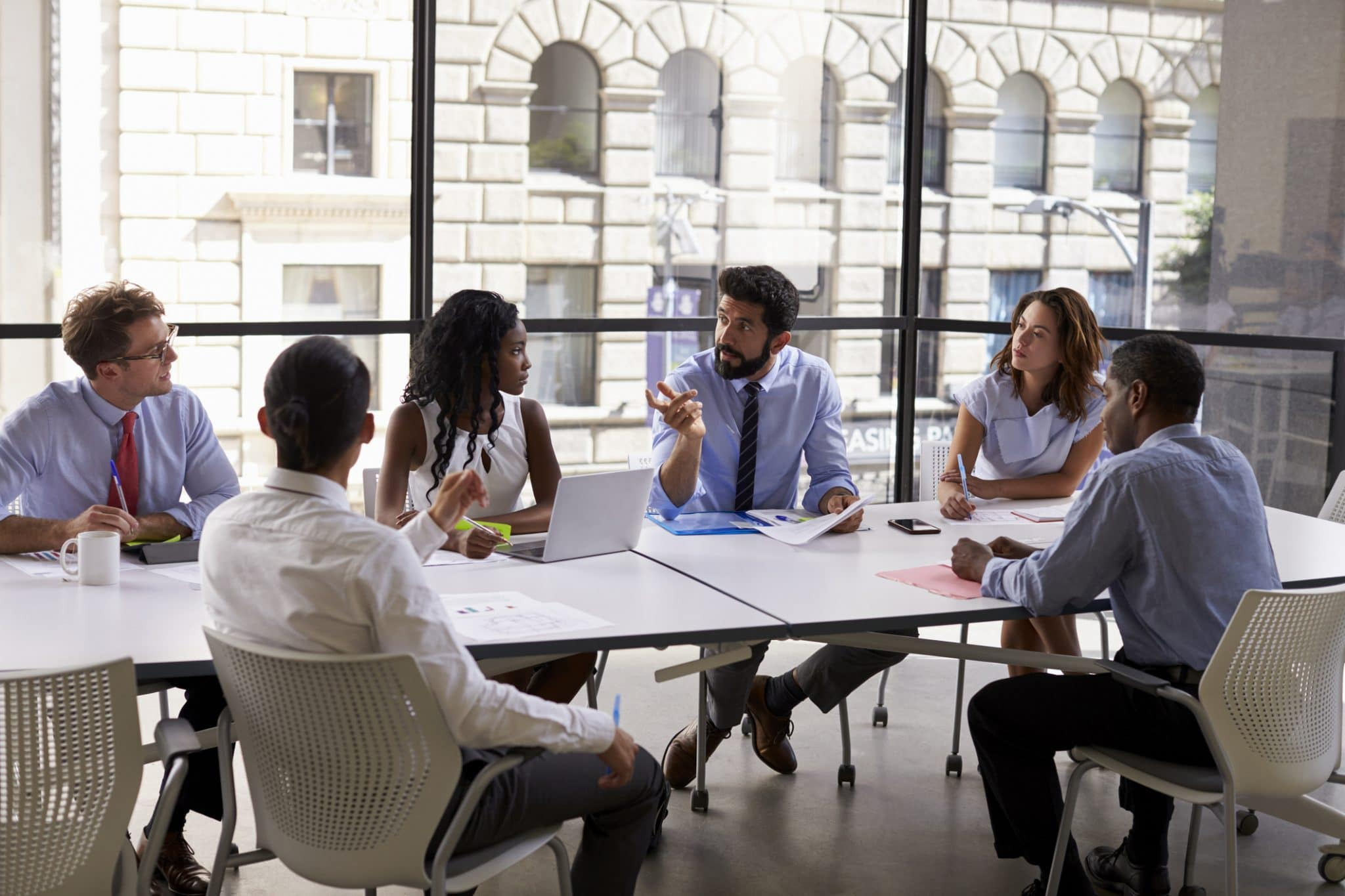 Five Ways to Use Data to Improve Diversity
