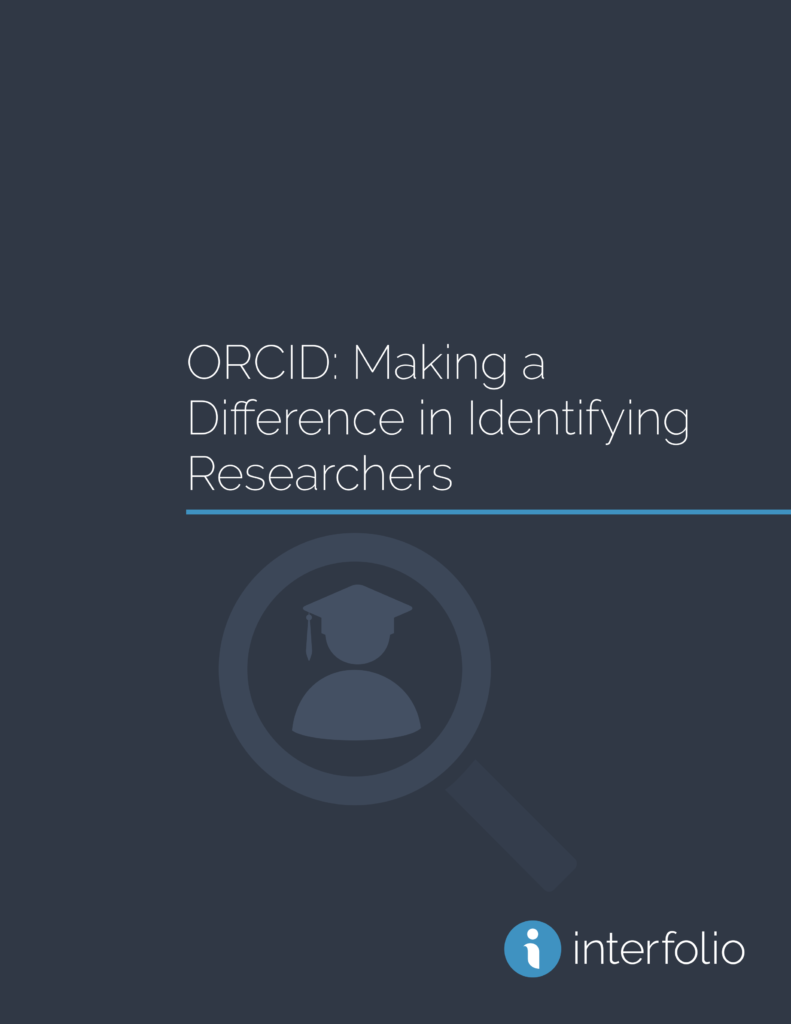 Making a Difference in Identifying Researchers