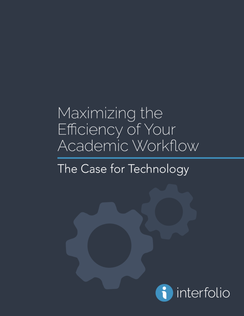 Maximizing the Efficiency of Academic Workflow