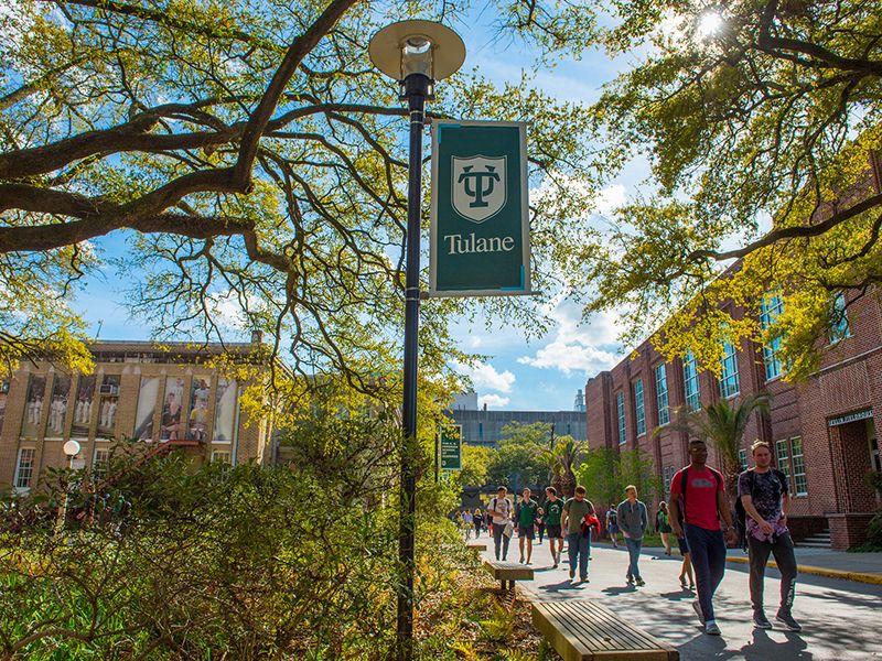 Tulane University at AIR